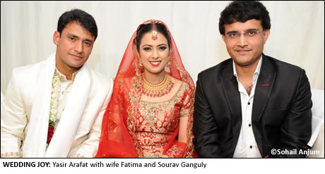 Star Studded Reception As Yasir Arafat Ties The Knot NEWLY Wed Pakistan Cricketer
