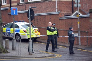 Scene of The Crime - Trinity Hill, Sutton Coldfield