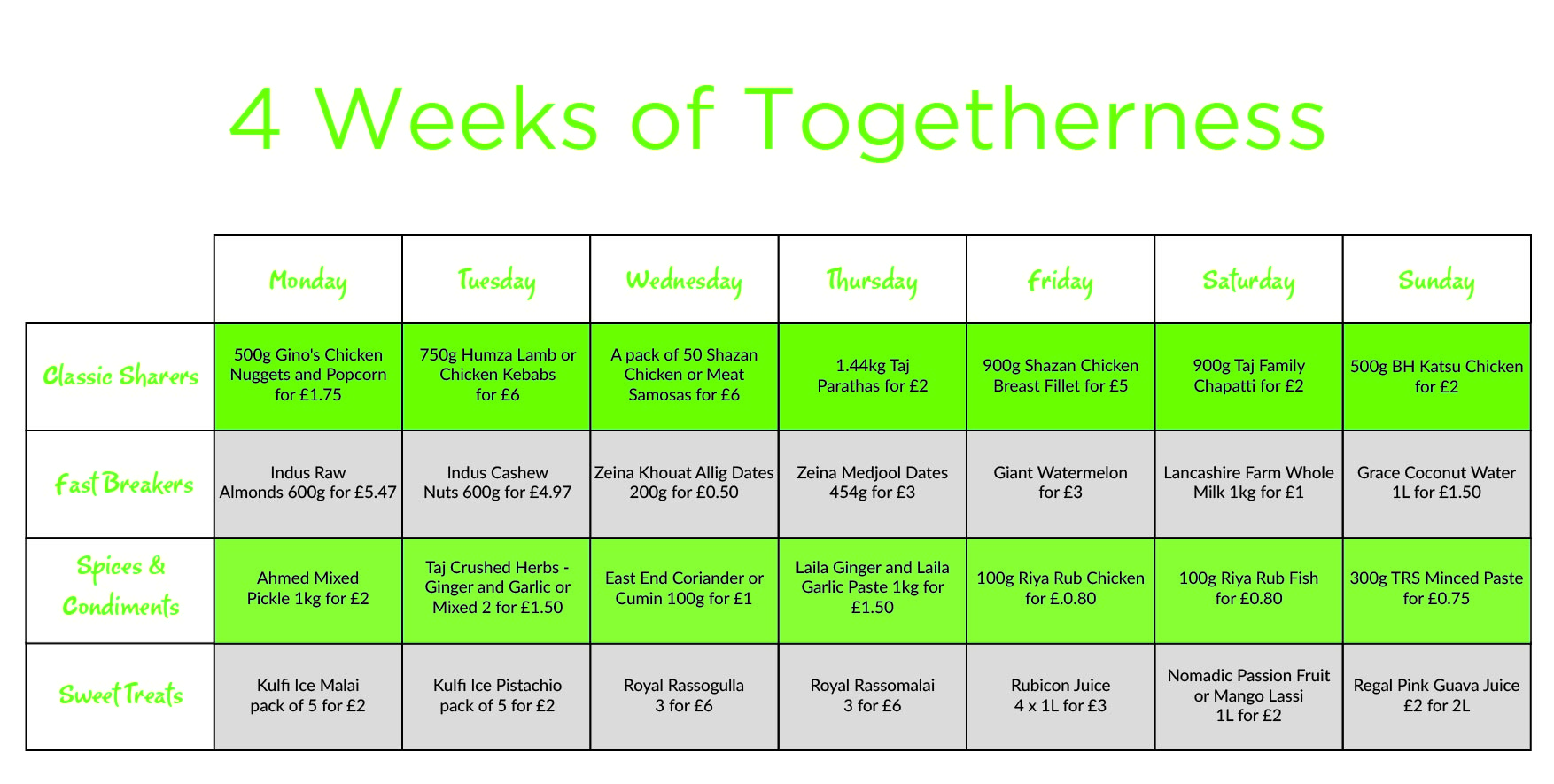 Four Weeks Of Togetherness With Asda This Ramadan - Food, Lifestyle ... Sacha Dhawan 24