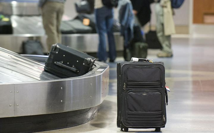 Damaged Luggage Local News Top Stories Travel The