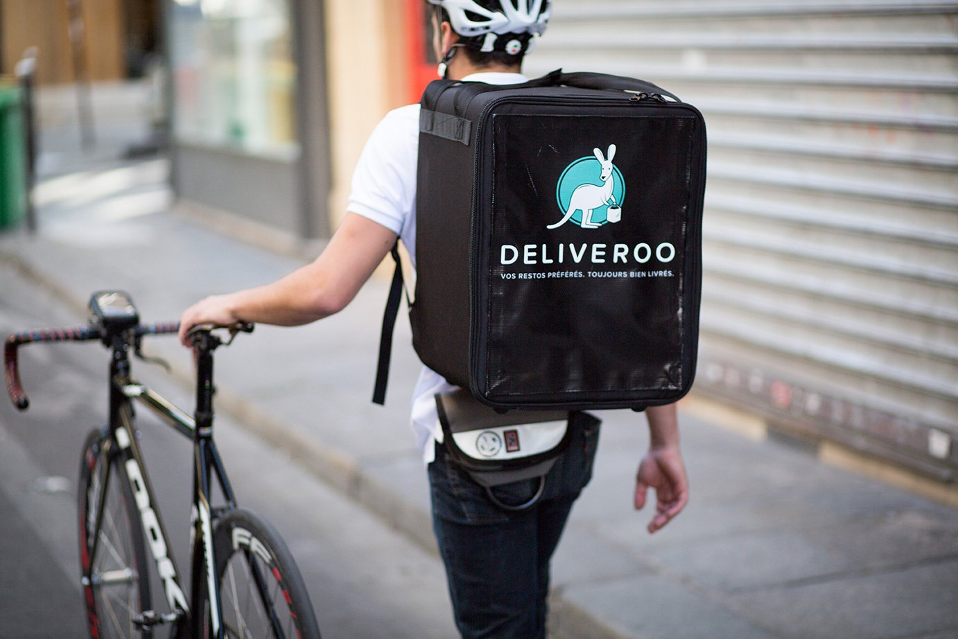Deliveroo Is About To Start Offering Unlimited Free