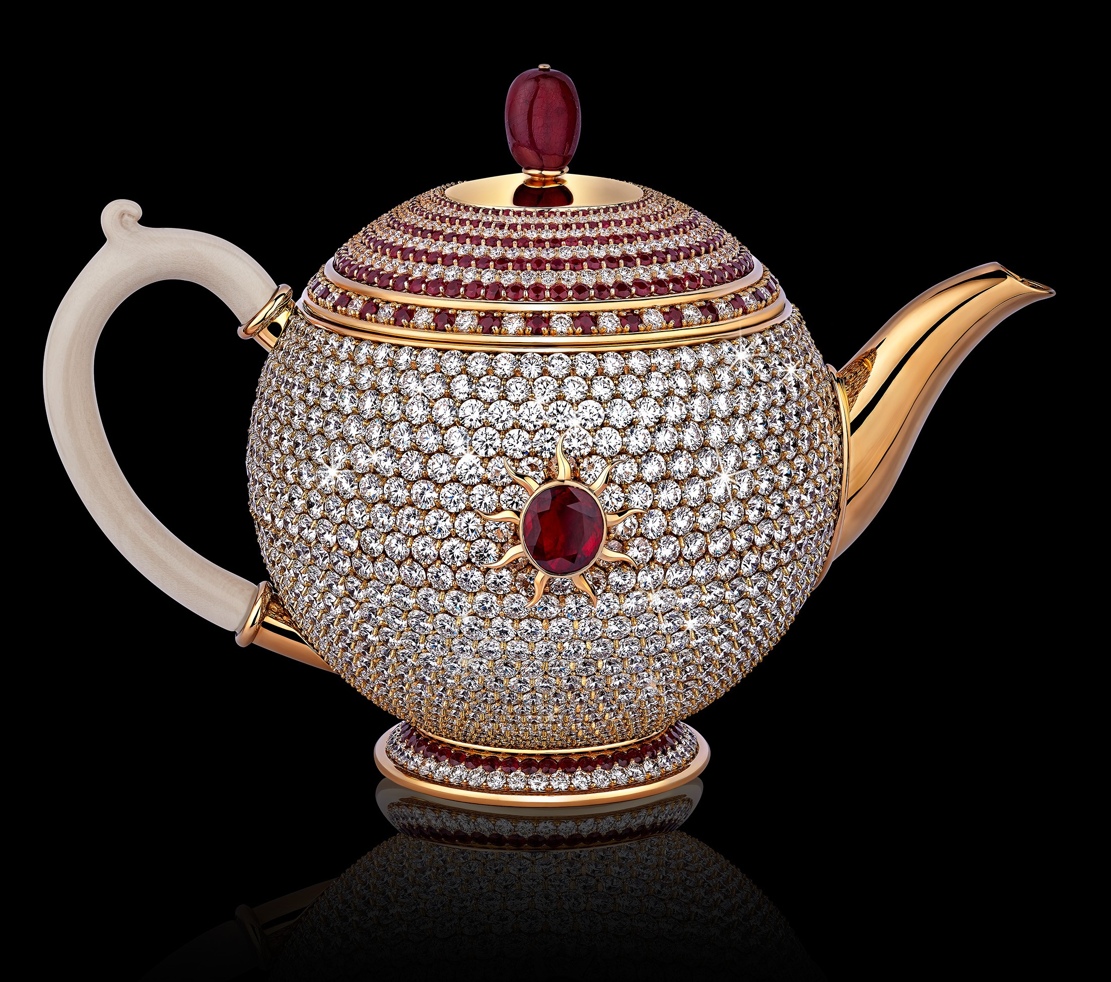World Most Beautiful Modern House Design: Meet The World's Most Valuable Teapot!