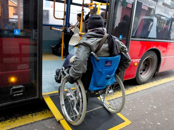 Wheelchair Users Win Priority Seats Supreme Court Case