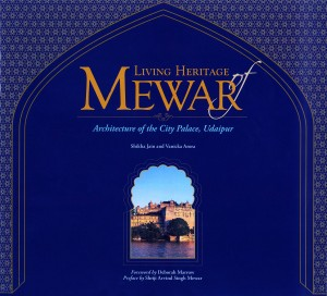 Living Heritage of Mewar - Book Cover 01