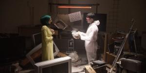 Asmara Gabrielle and Danny Ashok in Finding Fatimah