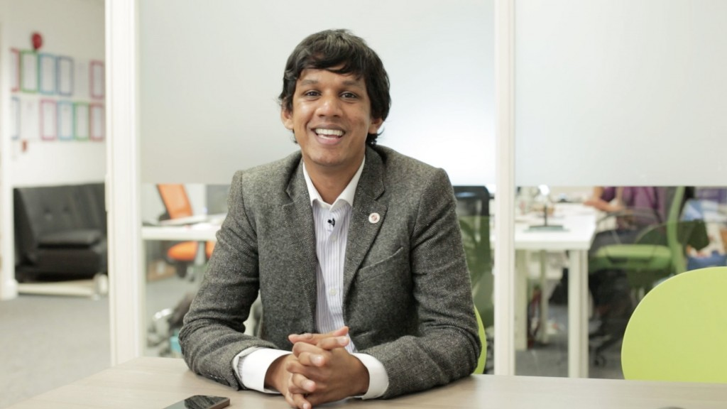 Bhavik Haria, Cincera Founder