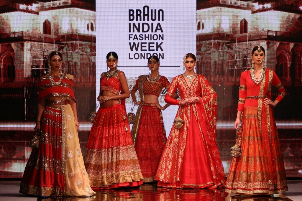 Braun India Fashion Week London Stands Up For Diversity In The Fashion Industry Fashion Latest Press Releases Top Stories The Asian Today Online