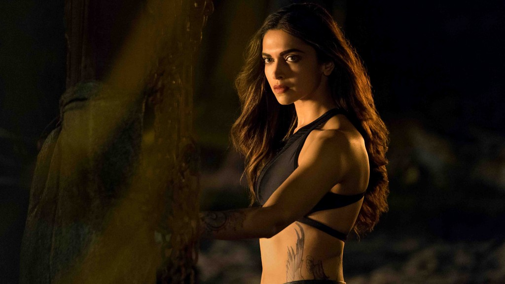 Deepika Padukone as Serena Unger in xXx: RETURN OF XANDER CAGE by Paramount Pictures and Revolution Studios