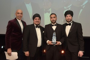 Young Professional of the Year - Kasim Choudhry (Big Events Co)