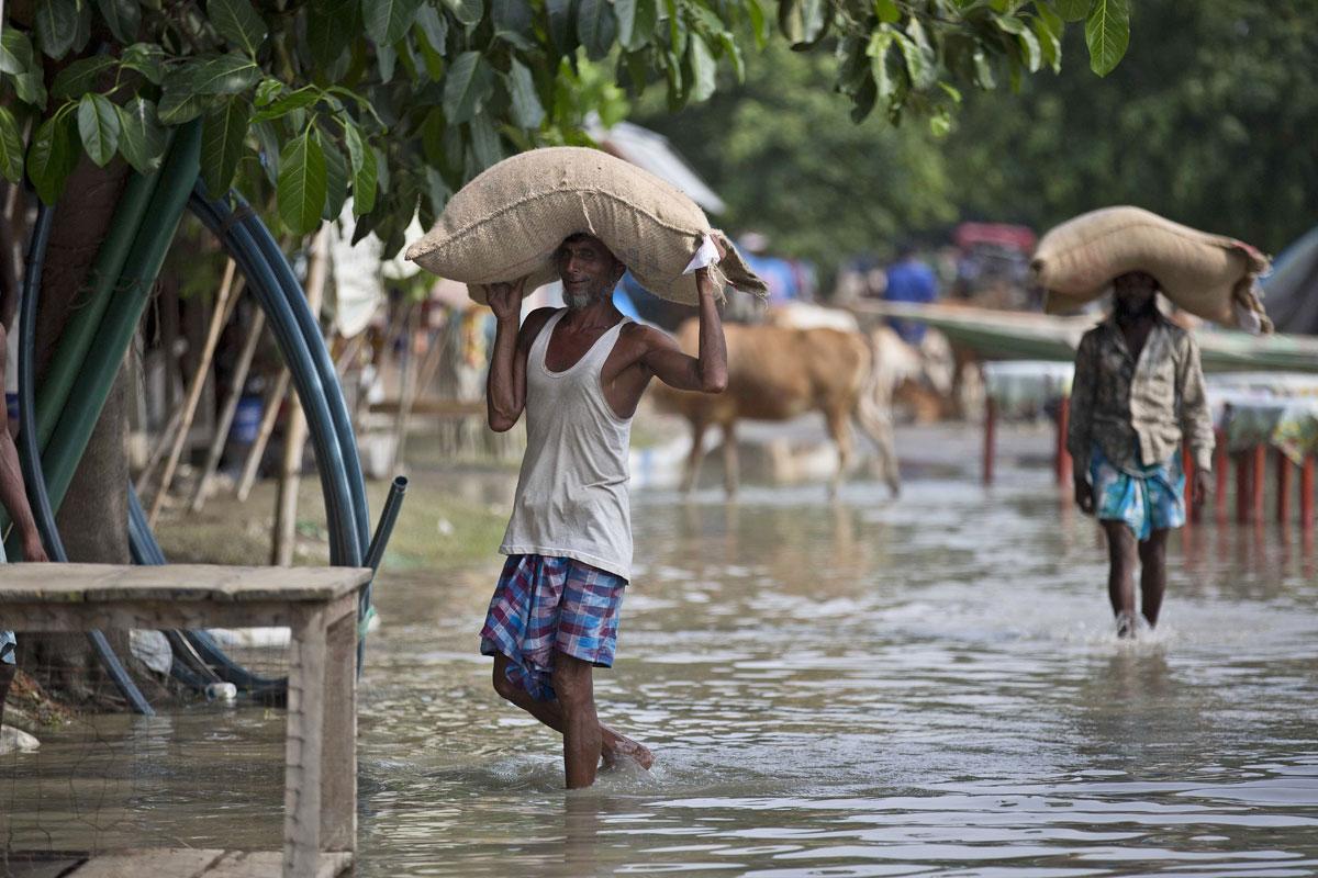 Asian relief effort