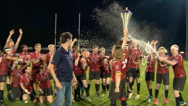 west midlands quidditch champions congratulated by jk rowling - local  top stories