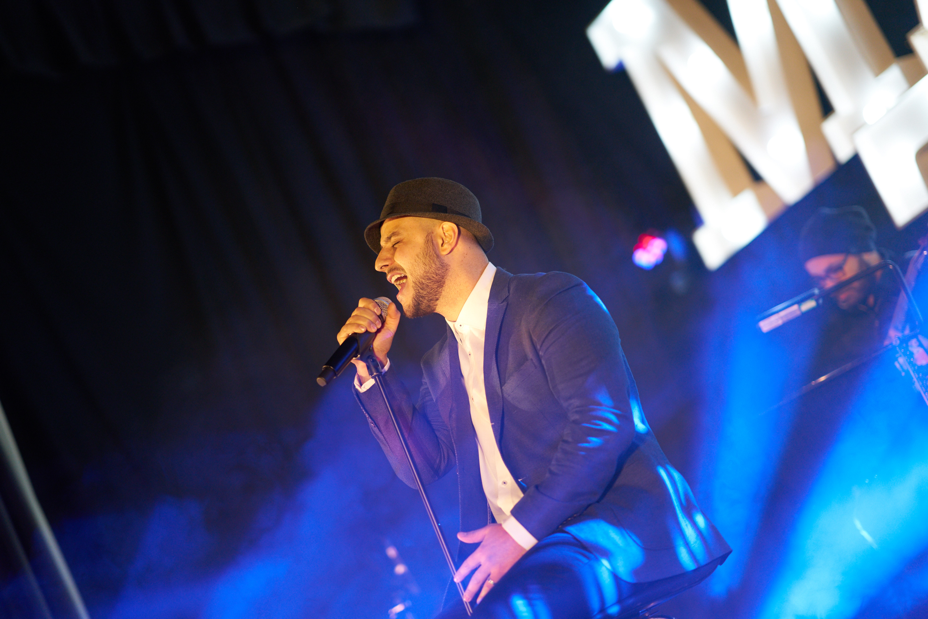 IN CONVERSATION WITH MAHER ZAIN FULL INTERVIEW! - Desixpress, DX