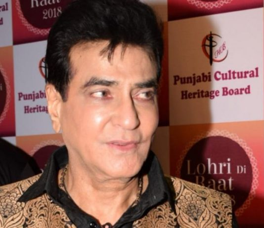 Bollywood Actor Jeetendra Charged With Assault