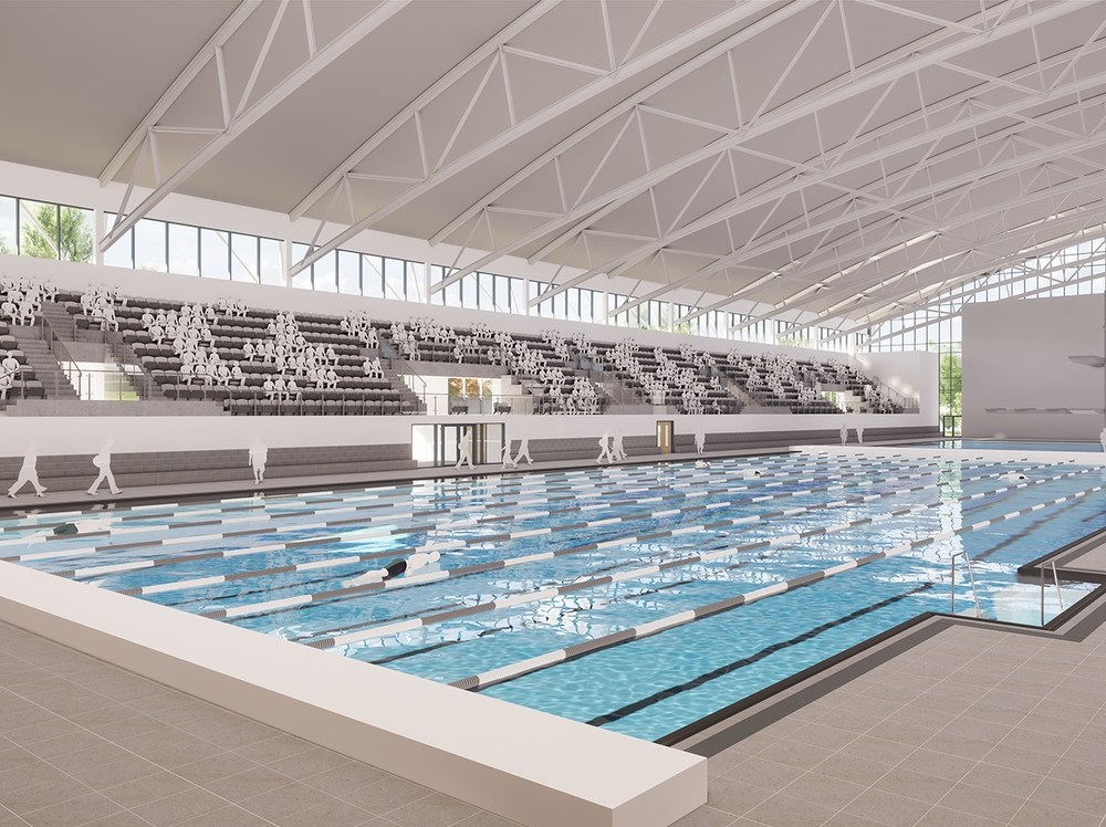 2020 Commonwealth Games.New Aquatics Centre Set To Open For The 2020 Commonwealth