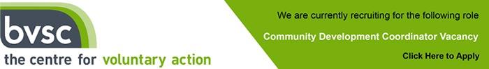 BVSC Community Development Coordinator Vacancy
