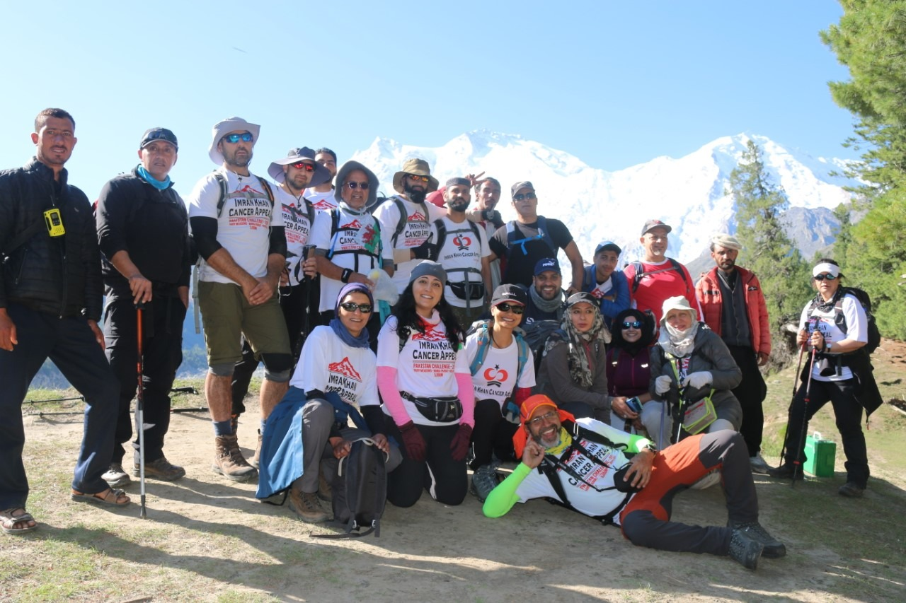 Bradford Charity Trek - National, Sports, Top Stories - The Asian Today Online