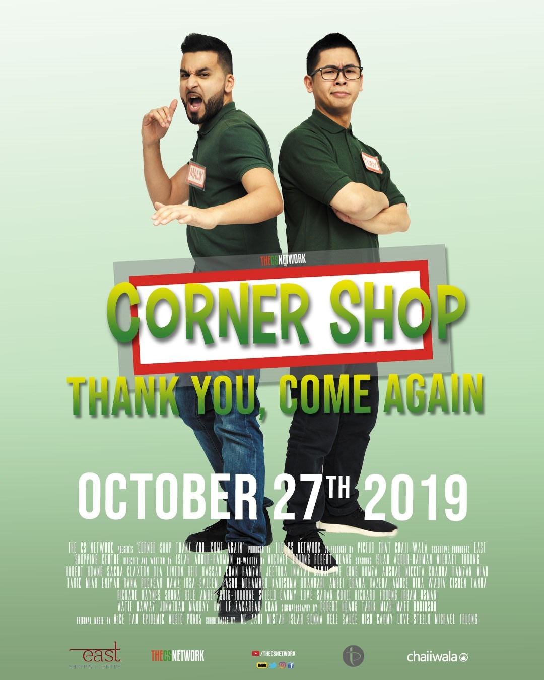 Asian Corner Shop Film Opens All Hours On Youtube