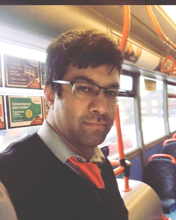 A Loving Father And Bus Driver Who Died From Coronavirus